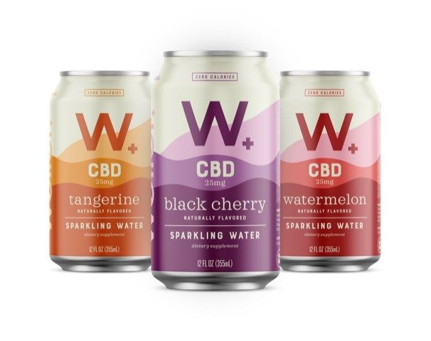 Zero-Calorie CBD Beverages