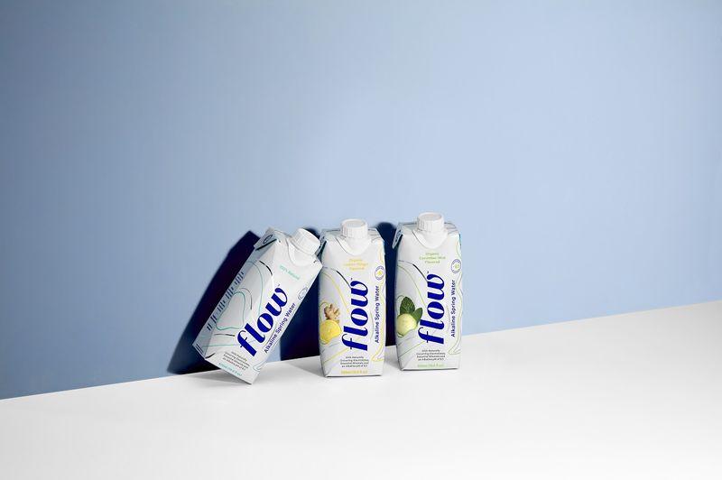 Flavored Alkaline Water