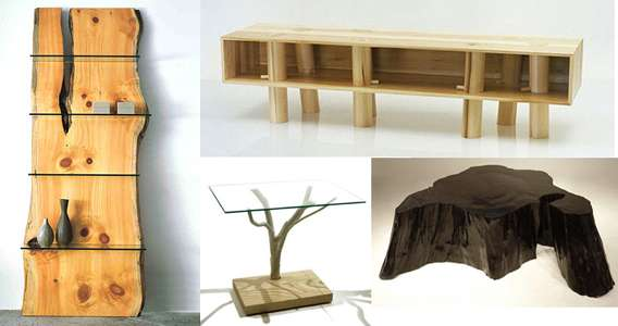 Charmant Nature Inspired Furniture Design