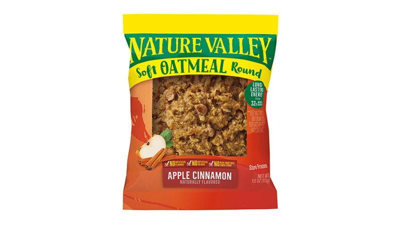 Versatile Oatmeal Snacks