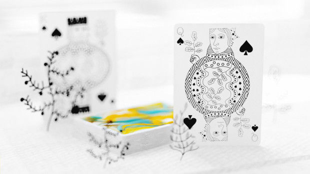 Nature-Inspired Playing Cards