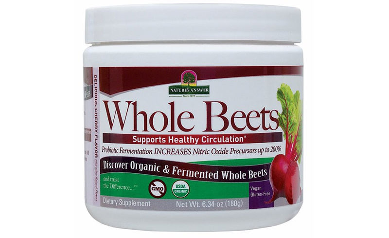Fermented Beet Supplements