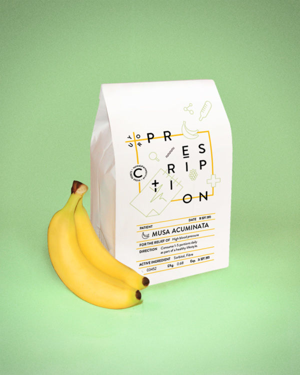 Prescriptive Produce Packaging