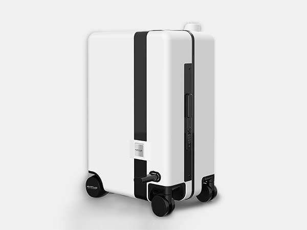 Rideable Smart Luggage