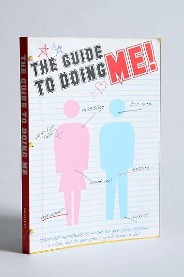 Naughty DIY Guide Books