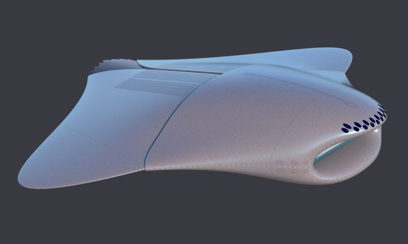 3D-Printed Concept Submarines
