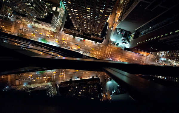 Aerial Electric NYC Photos