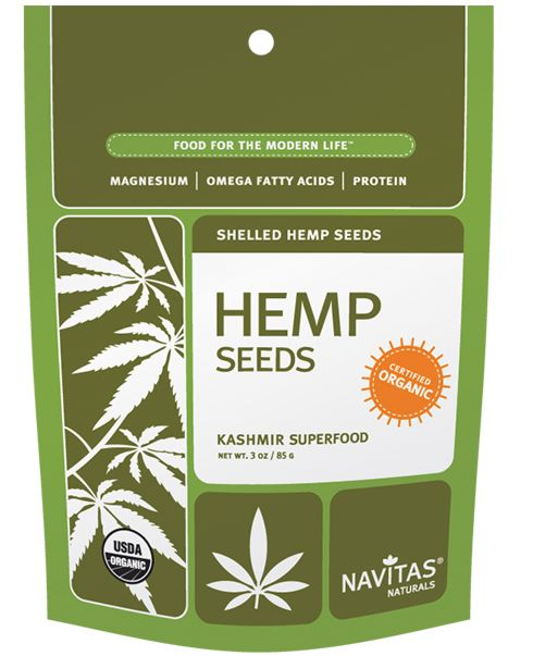 Omega-Infused Hempseed Supplements