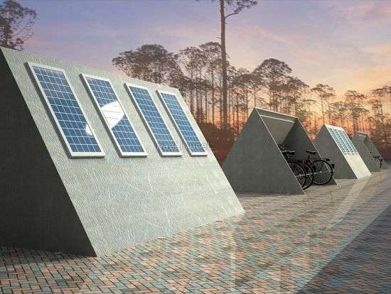 Solar Cycle Storage