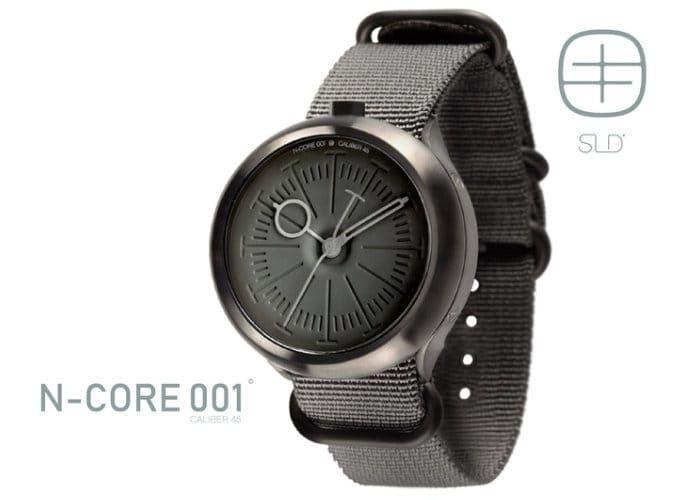 Ultra-Modern 3D Timepieces