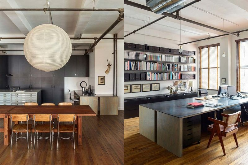 Residential-Inspired Office Spaces