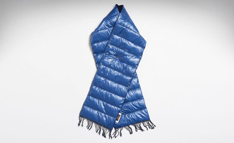 Puffer Jacket Scarves
