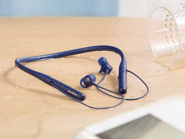 Discreet Neckband Earbuds