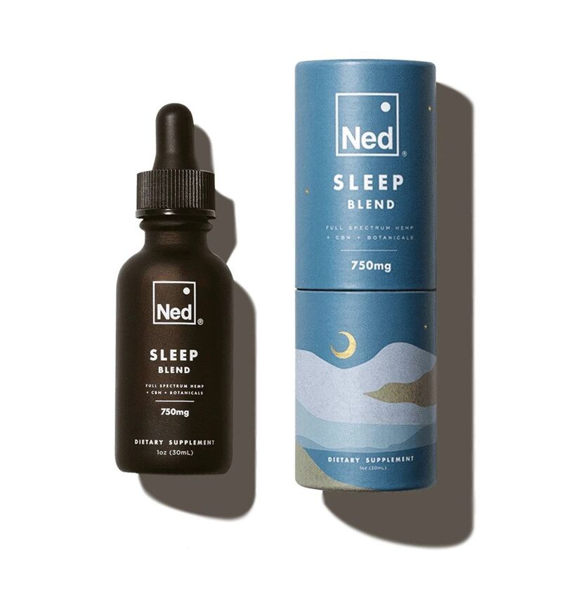 CBN-Infused Sleeping Blends