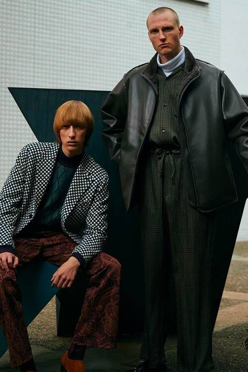 Retro 70s-Themed Streetwear