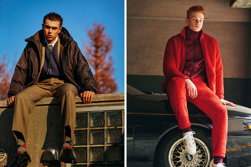 Sports-Infused Fall Casualwear