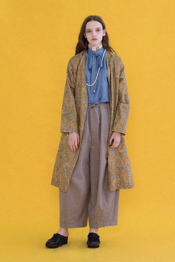 Retro-Psychedelic Japanese Fashion