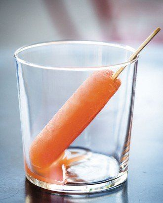 Sweet Vermouth Ice Pops