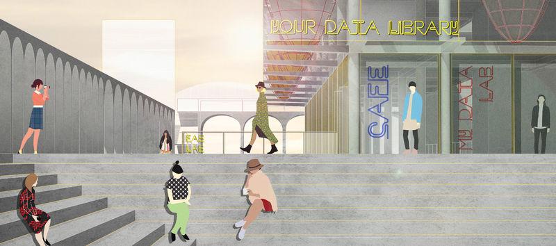 Data Bank-Enhanced Neighborhood Concepts