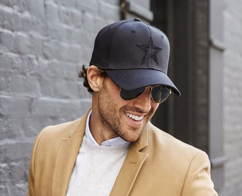 Minimalist Men s Baseball Caps   Neighburr b4d3340c700