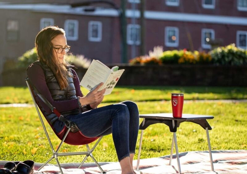 Durably Adjustable Outdoor Tables