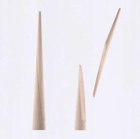 Toothpick-Like Shoehorns