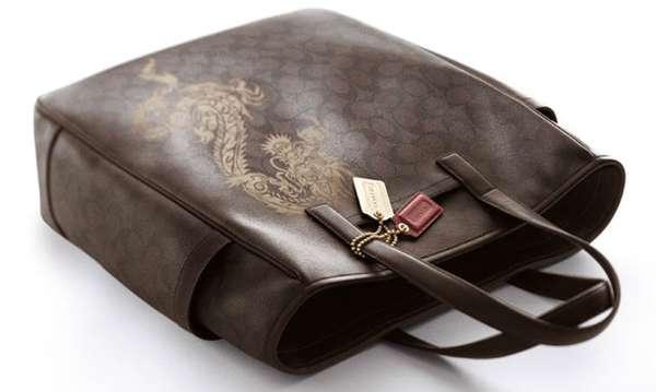 Zodiac-Themed Designer Bags