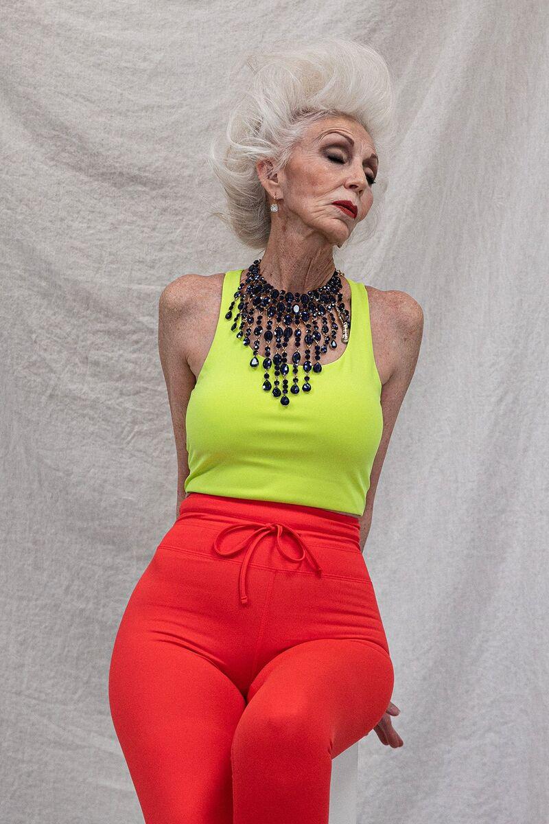 Sustainable Neon Activewear