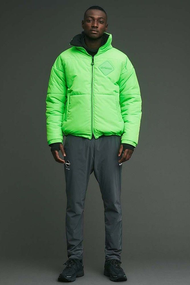 Accented Neon Sportswear Collections