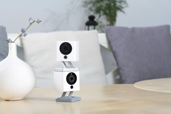 Cost-Effective Security Cameras