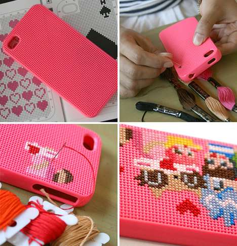 DIY Crafty Cases