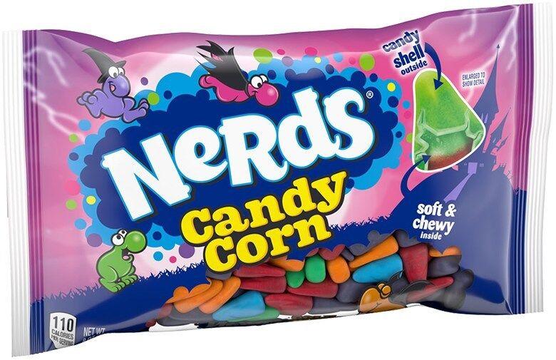 Dual-Texture Candy Corn Treats