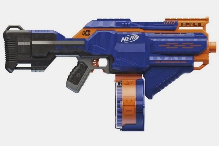 Infinite Ammo Dart Guns : Nerf N-Strike Elite