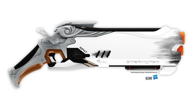 Video Game-Inspired Blasters