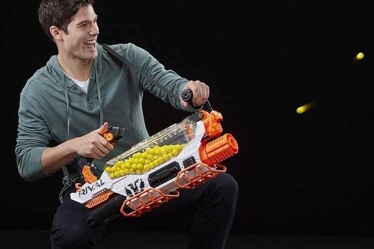 High-Power Foam Ball Blasters