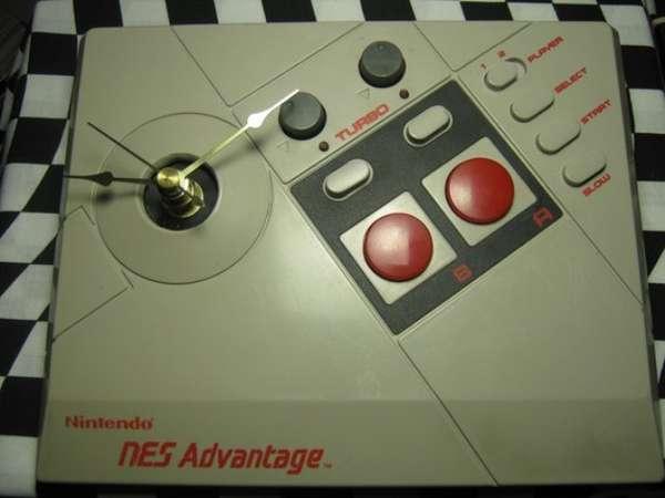 Gamer Controller Clocks
