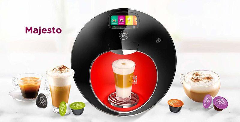 Automated Pro Grade Coffee Machines : NESCAFÉ Dolce Gusto