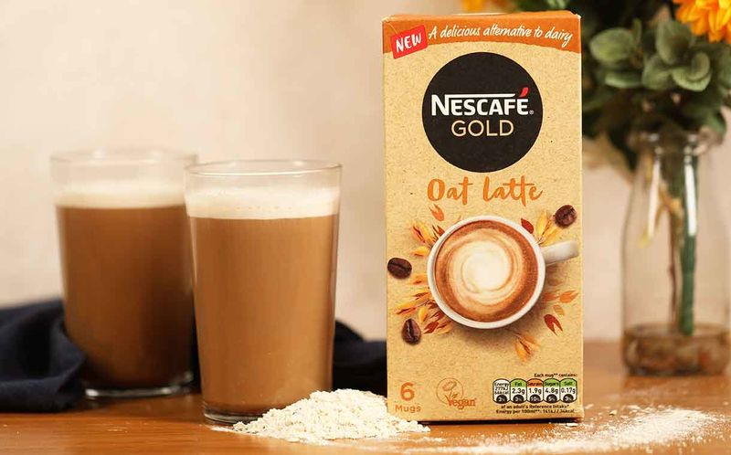 Delicious Instant Vegan Coffee