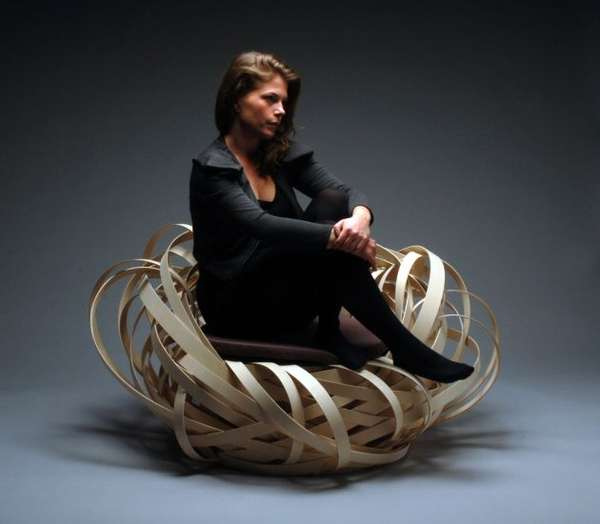 Bird Nest Seating
