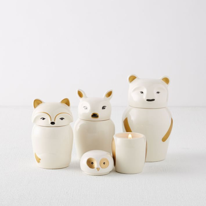 Animalistic Toy Candles