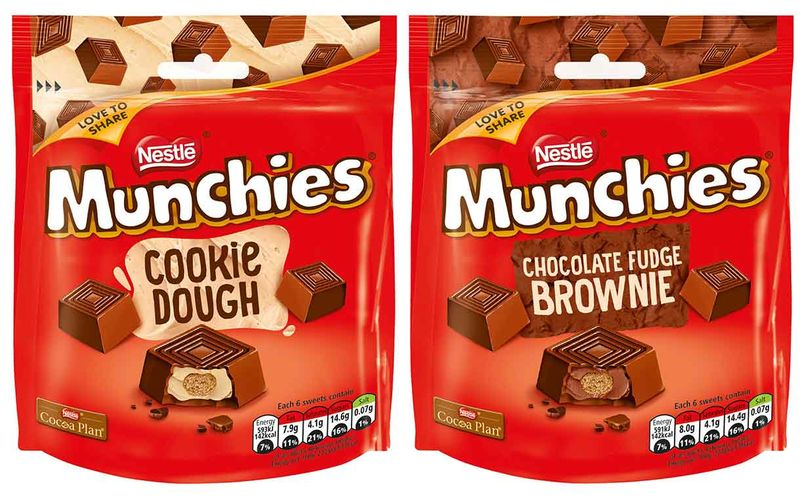 Expanded Chocolate Product Lines