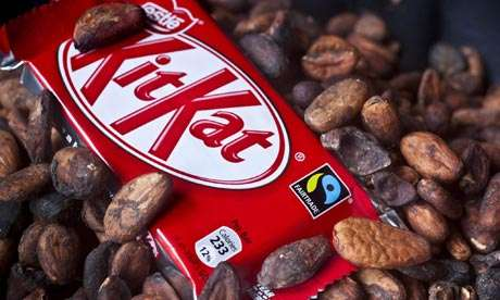Ethical Chocolate Bars