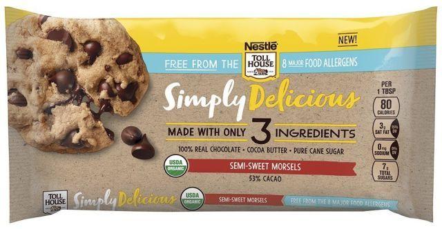 Limited Ingredient Baking Chocolates