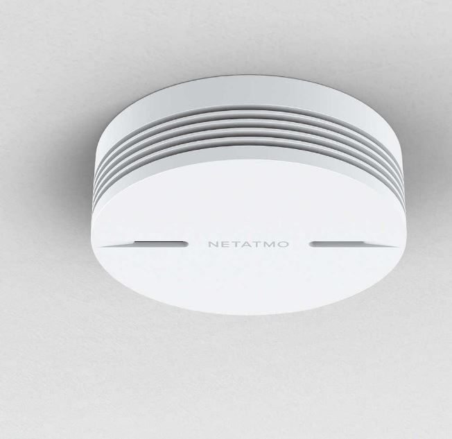 INTELLIGENT SMOKE DETECTOR WITH
