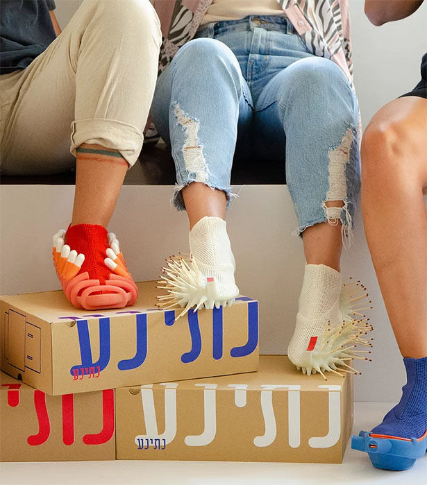 Hyper-Functional Footwear Collections