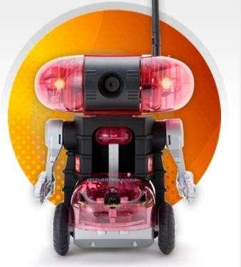 NetTansor Home Robot