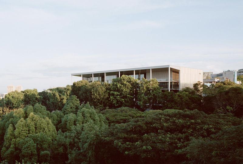 Sustainable Net-Zero Buildings