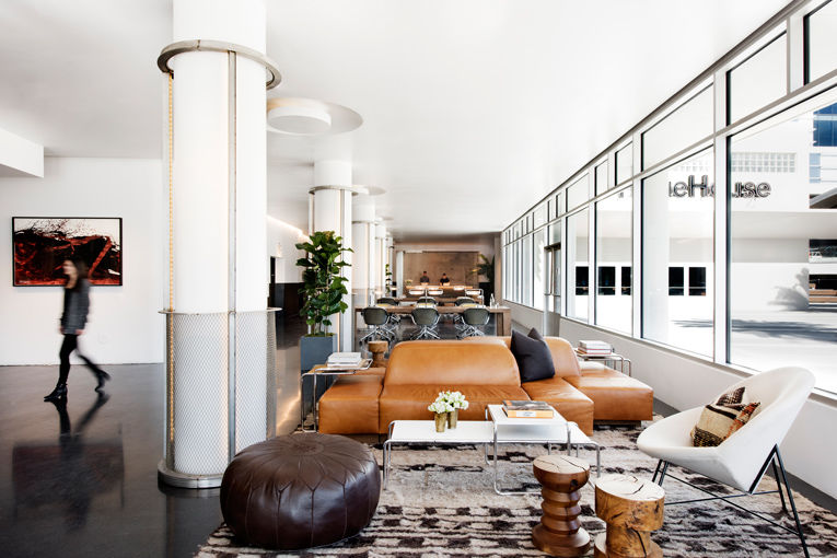 Private Co-Working Communities : Neuehouse Los Angeles