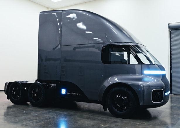 Emissions-Free Semi Trucks