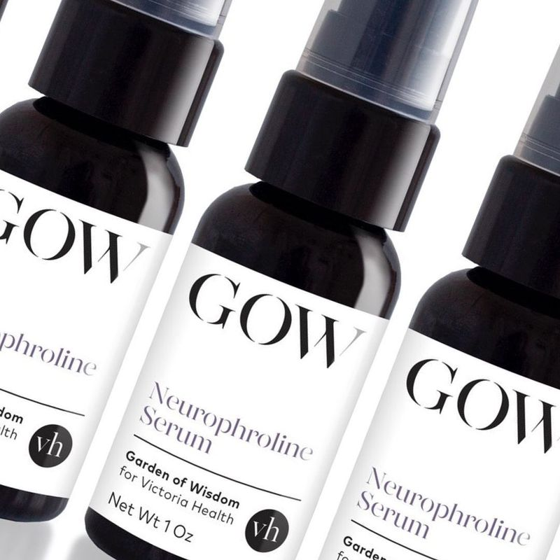 Stress-Reducing Skincare Serums - Garden of Wisdom's Serum Has a Research-Backed Ancient Ingredient (TrendHunter.com)